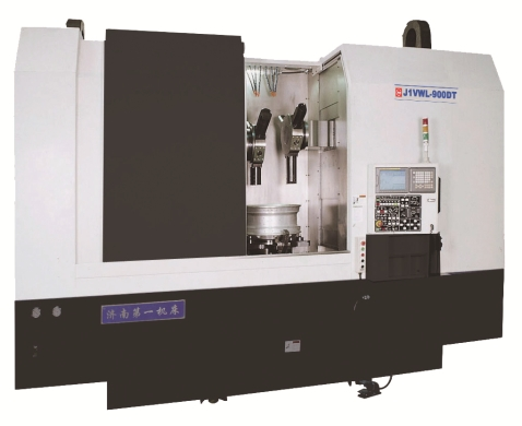 J1VWL-900DT  CNC car wheel vertical lathe