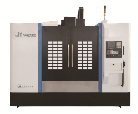 J1VMC500  High efficiency vertical machining center